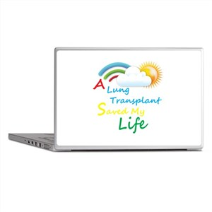 A Lung Transplant Saved my Life Rainbow Cloud Lapt