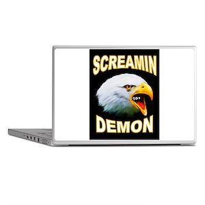 SCREAMIN DEMON Laptop Skins