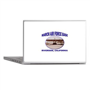 March Air Force Base Laptop Skins