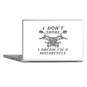 I Don't Snore Laptop Skins