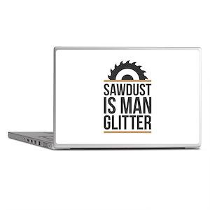 Sawdust Laptop Skins