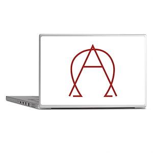 Alpha Omega - Dexter Laptop Skins