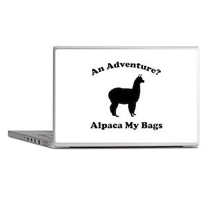 An Adventure? Alpaca My Bags Laptop Skins