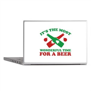 It's The Most Wonderful Time For A Beer Laptop Ski