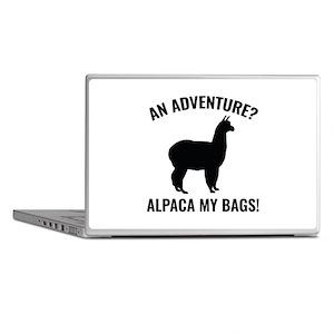 Alpaca My Bags Laptop Skins