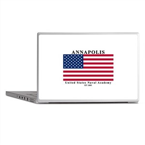 Laptop Skins USNA Ensign