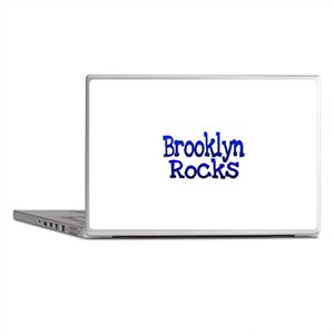 Brooklyn Rocks Laptop Skins