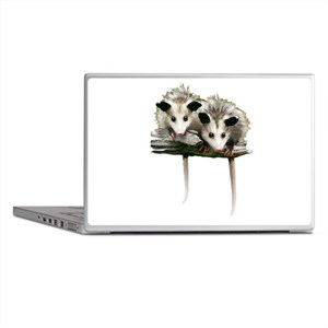 Baby Possums on a Branch Laptop Skins