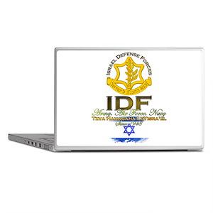 IDF Laptop Skins