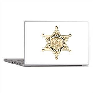 Utah Highway Patrol Laptop Skins