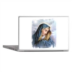 Our Lady of Sorrows Laptop Skins