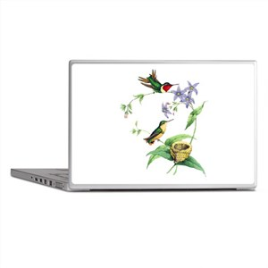 Hummingbirds Laptop Skins