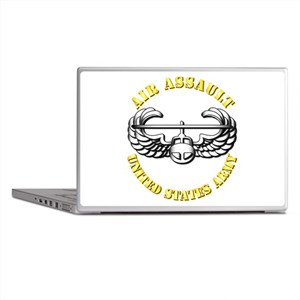 Emblem - Air Assault Laptop Skins