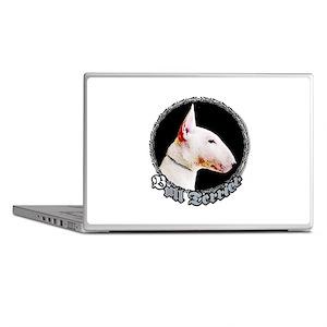 Bull Terrier Laptop Skins