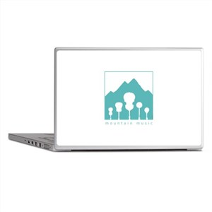 Mountain Music Laptop Skins
