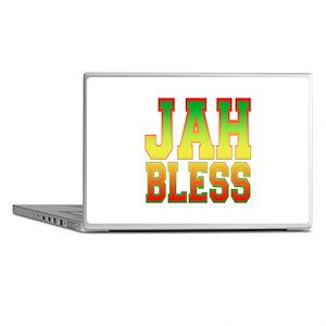 Jah Bless Laptop Skins