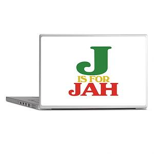 J is for Jah Laptop Skins