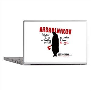 Dostoevsky 'Modernist' Laptop Skins