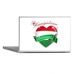 Hungarian Princess Laptop Skins