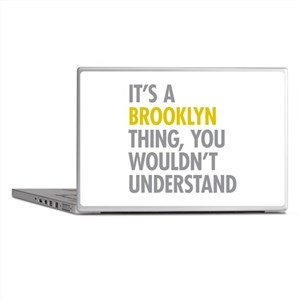 Brooklyn Thing Laptop Skins