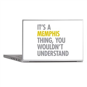Its A Memphis Thing Laptop Skins