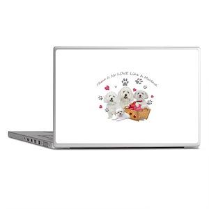 No Love Like A Maltese Laptop Skins