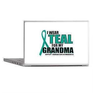 OC: Teal For Grandma Laptop Skins