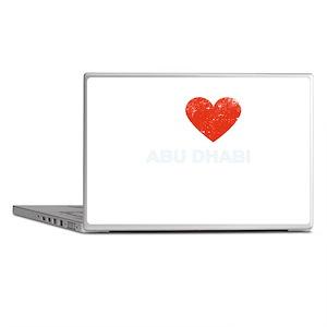 I Love Abu Dhabi Laptop Skins