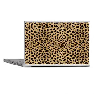 Leopard Skin Pattern Laptop Skins