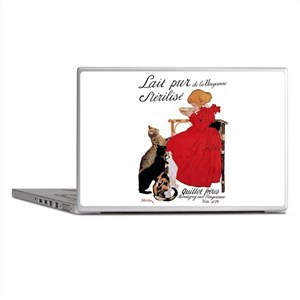 Steinlen Cats Laptop Skins