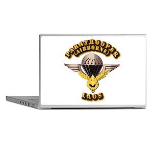 Airborne - Laos Laptop Skins