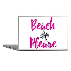 Beach Please Laptop Skins