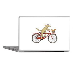 Dog & Squirrel Laptop Skins