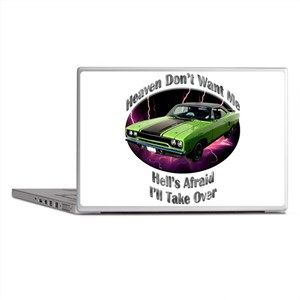 Plymouth Roadrunner Laptop Skins