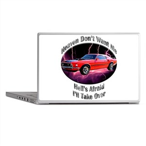 Ford Mustang Mach 1 Laptop Skins