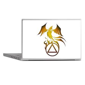 A.A. Logo Phoenix - Laptop Skins