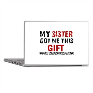 Cool Sister Designs Laptop Skins