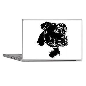 Staffordshire Bull Terrier Laptop Skins