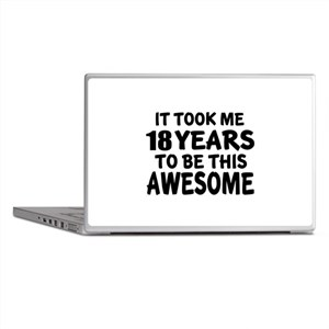 18 Years To Be This Awesome Laptop Skins