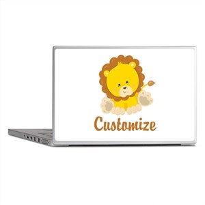 Custom Baby Lion Laptop Skins