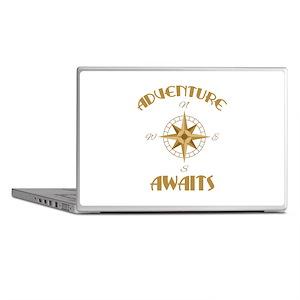Adventure Awaits Laptop Skins