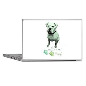 Boxer Dog Laptop Skins