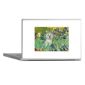 Irises / Westie Laptop Skins