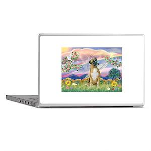 Cloud Angel & Boxer Laptop Skins