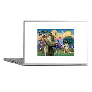 Saint Francis & Boxer Laptop Skins