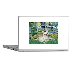 Bridge / Fr Bulldog (f) Laptop Skins