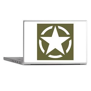 WW2 American star Laptop Skins