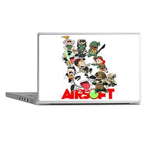 Airsoft Battle Royale Laptop Skins