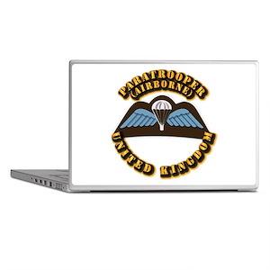 Airborne - UK Laptop Skins