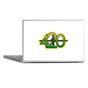 420 YBG Laptop Skins